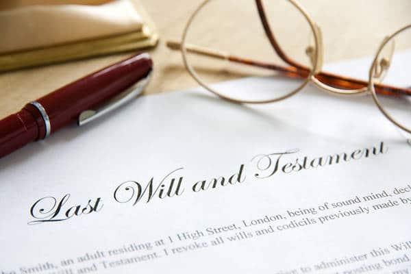 Estate Planning, Wills & Trusts