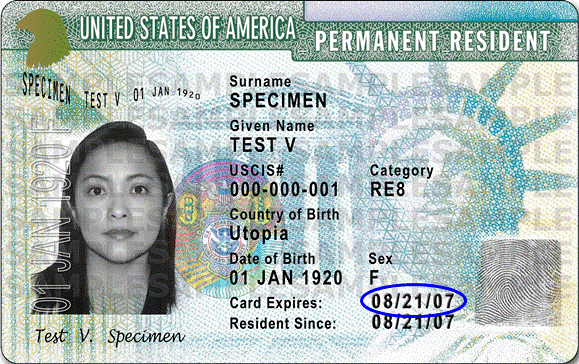 Do I need to carry my Green Card?