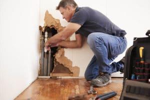 Plumbing Leaks & Pipe Burst